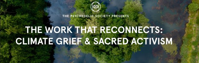 The Work That Reconnects: Climate Grief & Sacred Activism