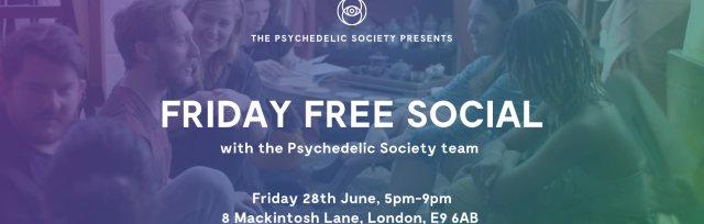 Friday Free Social