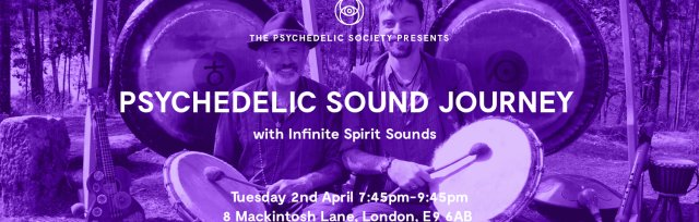 Psychedelic Sound Journey with Infinite Spirit Sounds