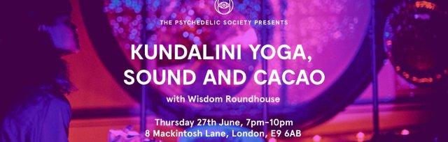 Kundalini Yoga, Sound and Cacao Ceremony