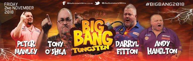 BIG BANG Tungsten 2018