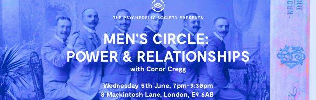 Men's Circle: Power & Relationships