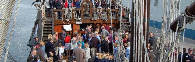Sangria Sunday Party aboard Nao Santa Maria