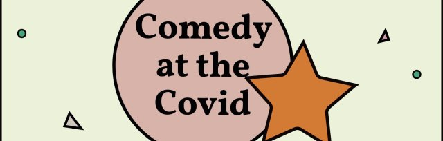 22nd May - The Covid Arms is back!  - VIRTUAL FRONT ROW TICKET