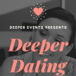 Deeper Dating - ONLINE! Ages 35 - 50 image