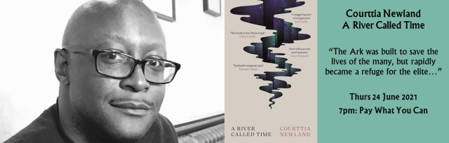 Courttia Newland - A River in Time