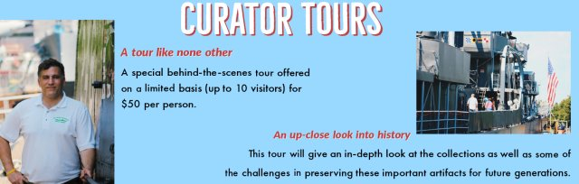 Behind the Scenes Curator Tours