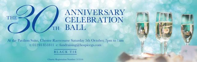 30th Anniversary Celebration Ball