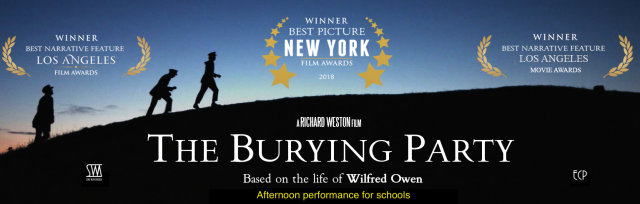 The Burying Party - Live Q&A / Film Screening / Schools Only
