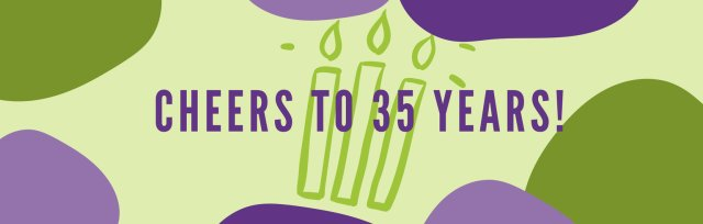 IHSD's Cheers to 35 Years