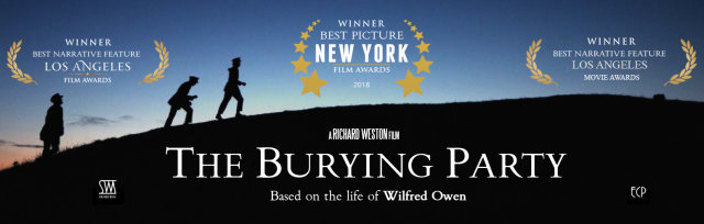 The Burying Party - A live Q&A plus a screening of the new Wilfred Owen film