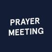 Church Prayer Meeting (14 Apr 2021) image