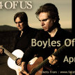 The 4 of US Live at Boyles image