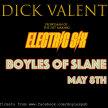 Dick Valentine frontman of hit-machine Electric Six image