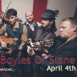 Pilgrim St Live at Boyles of Slane image