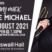 Johnny Mack as George Michael image