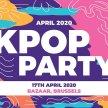 Brussels: K-pop & K-hiphop Party x KEvents image