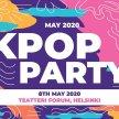 Helsinki: K-pop & K-hiphop Party x KEvents image