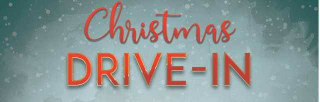 Christmas Drive In