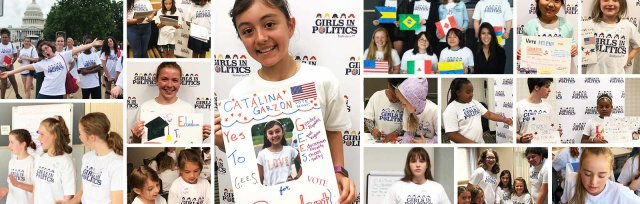 Camp Congress for Girls DC 2021 ft a Day on Capitol Hill