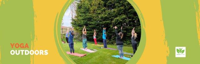 FREE Community Yoga - Outdoors!