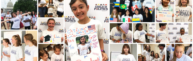 Camp Congress for Girls DC 2021