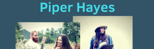 Piper Hayes Dinner Concert