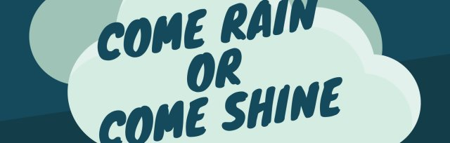 Come Rain or Come Shine - A Celebration of Indie Music at the Bandstand