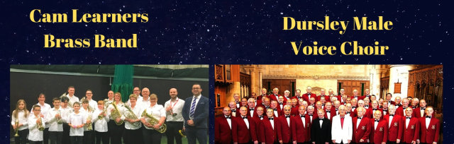 Summer Concert - Cam Learners Brass Band & Dursley Male Voice Choir