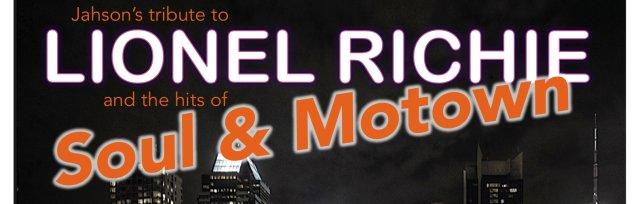 Lionel Richie Tribute act!