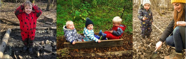 Forest Fun for Under 5's