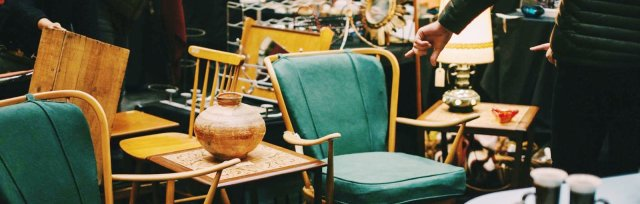 Cambridge Vintage Furniture Flea