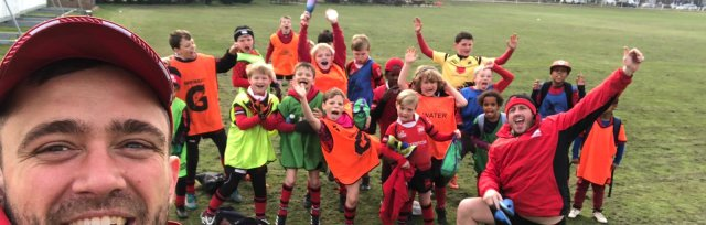 London Welsh Summer Rugby Camps Age 6 to 12