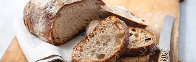 Sourdough 101 with Crackling Crust Microbakery