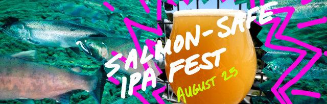 Salmon-Safe IPA Festival
