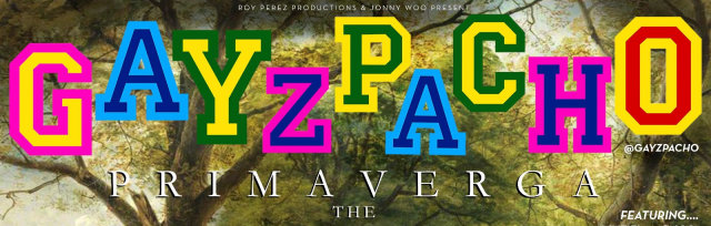 GAYZPACHO - ENTRY NOW PAY ON ENTRY! LOADSA SPACE SAVED!!