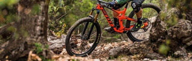 SCOTT Gravity Trail Enduros 2019 - Enter All 4 events