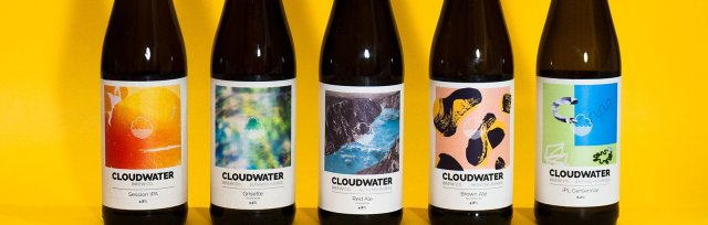 Cloudwater Brewery Tasting with UC Davis Professor Charlie Bamforth