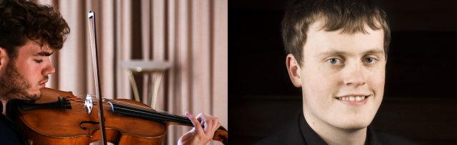 Sunday Concert: Timothy Ridout & Jâms Coleman