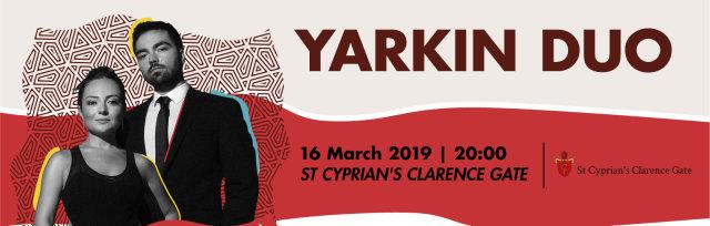 Turquazz Festival: Yarkin Duo - Concert