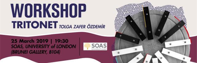 Turquazz Festival: Tritonet - Tolga Zafer Özdemir (Workshop)