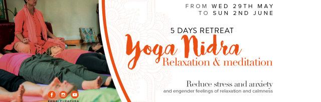 5 days Yoga Nidra retreat