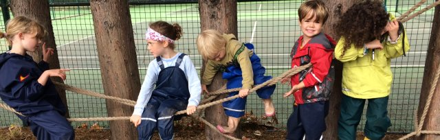 FRUK Forest School February Half Term Holiday Club for 5 - 8 year olds