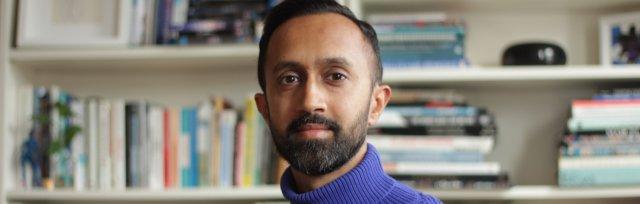 Keynote: Hetain Patel