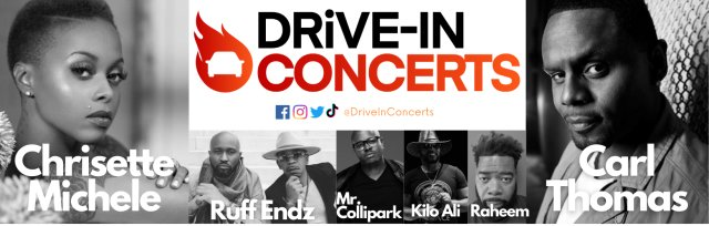 Drive-In Concerts Summer Kick-Off