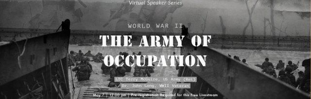 Buffalo Naval Park Virtual Speaker Series: World War II - The Army of Occupation
