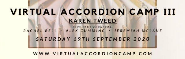 Virtual Accordion Camp III
