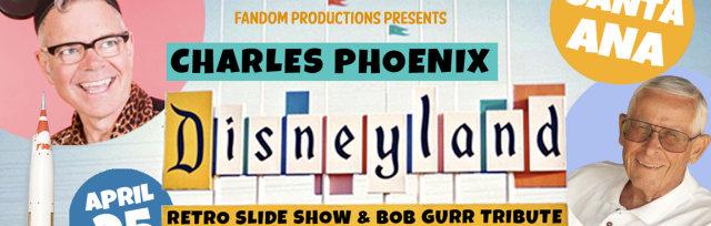 Charles Pheonix Retro Disneyland Slideshow & Tribute to Bob Gurr