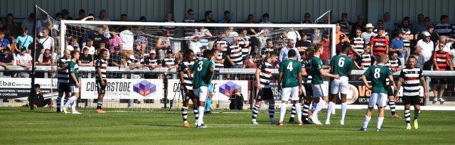 Darlington FC v Solihull Moors