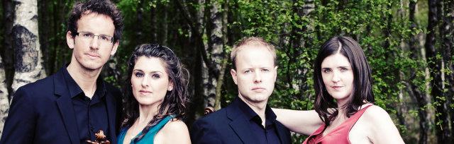 Sunday Concert: Carducci Quartet